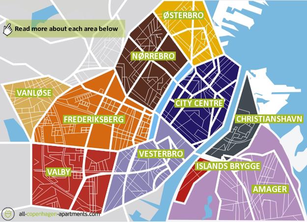 Where to Stay in Copenhagen
